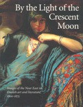 Page by the light of the crescent moon en