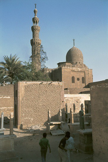 Wide sultan qayt bay s madrasa