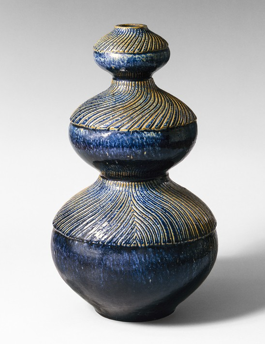 "Axel Salto, ""Spherical Vase,"" c. 1957"