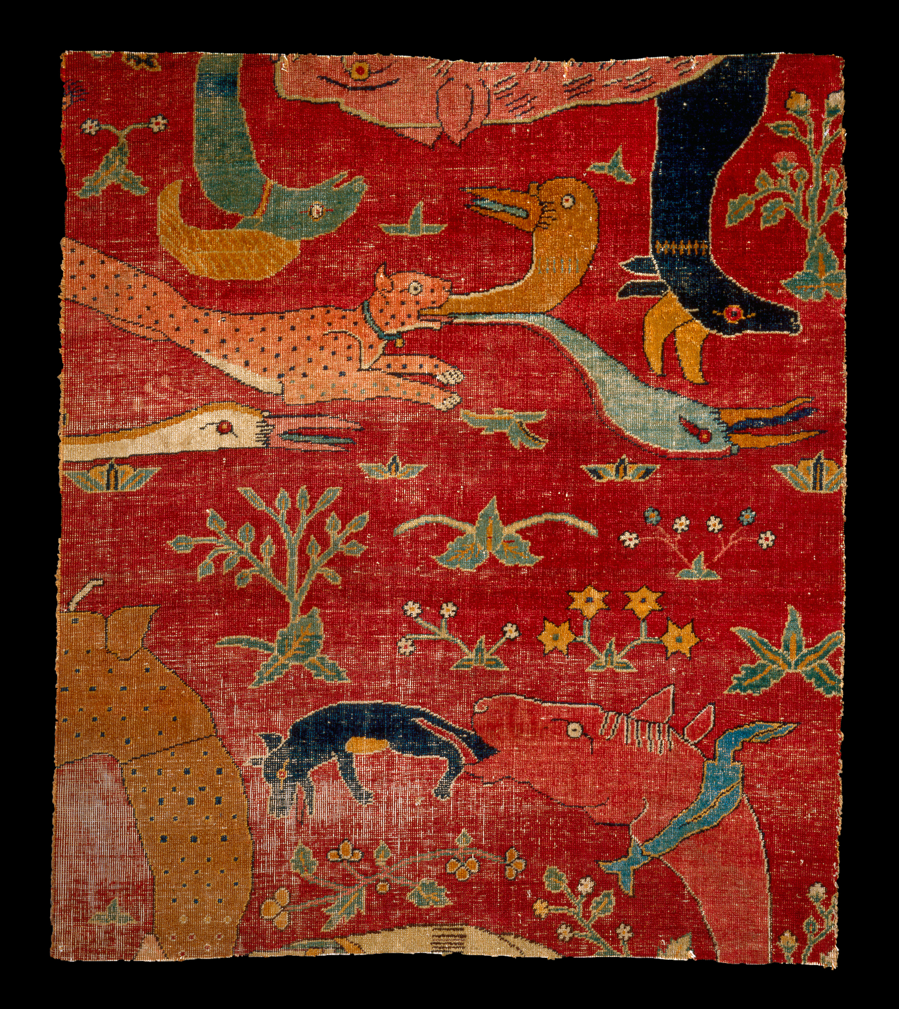 Textiles, Carpets, And Leather