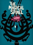 Page the magical spinel forside web