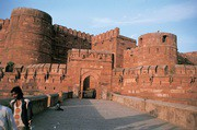 Page agra fort