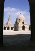 Page ibn tulun moskeen  cairo  egypten. hmh