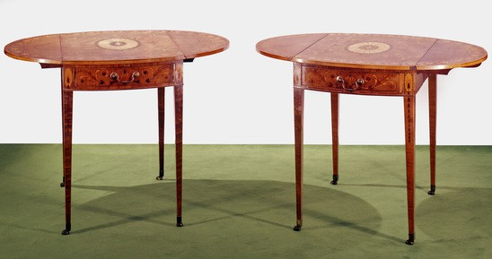 Wide 5.8 24a b 1972 pembrooke tables england ca. 1780