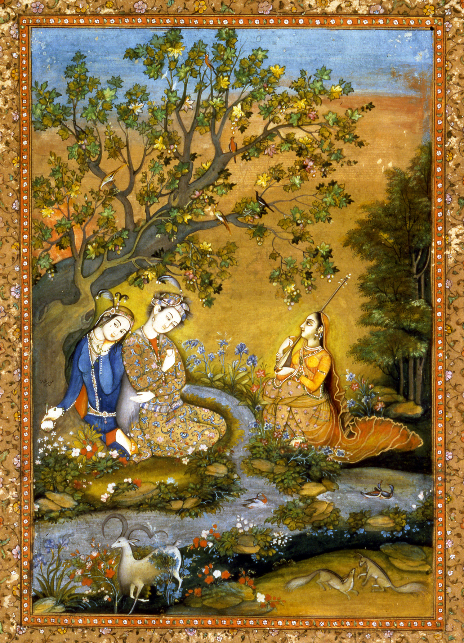 eastern indian miniatures The evolution of indian miniatures paintings started in the western himalayas western indian miniature painting next story eastern indian painting library.