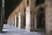 Page ibn tulun moskeen  bedesal   cairo  egypten. hmh